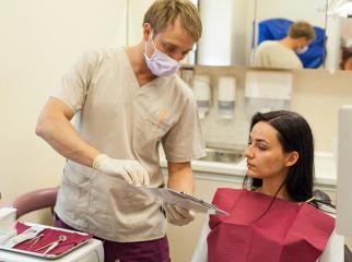 Genda dantys? Jums padės terapinis gydymas